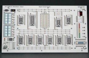 Panel gniazd cyfrowych
