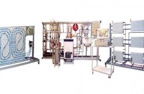 Zestaw szkoleniowy - kompleksowy system grzewczy (kod towaru: ZSEC-05)